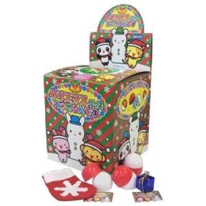 クリスマスグッズあつめるんです 60付 景品 おもちゃ 子供会 お祭り くじ引き 縁日 お子様ランチ|aoigangu