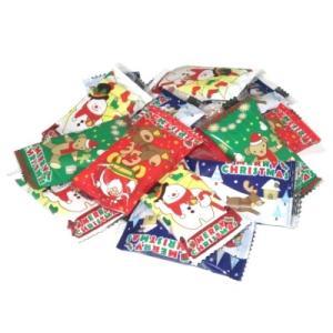 クリスマスピーナッツクランチ200g(約40個) 駄菓子 おやつ 子供会 景品 お祭り くじ引き 縁日|aoigangu|02