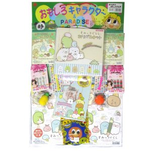 ほのぼの すみっコぐらし当て 80付 景品 おもちゃ 子供会 お祭り くじ引き 縁日 お子様ランチ|aoigangu