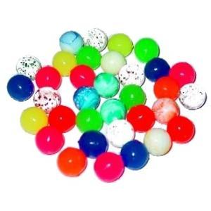 スーパーボール18mm ミックス 100入 景品 おもちゃ 子供会 お祭り くじ引き 縁日 お子様ランチ|aoigangu