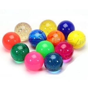 スーパーボール60mm ミックス 5入 景品 おもちゃ 子供会 お祭り くじ引き 縁日 お子様ランチ|aoigangu
