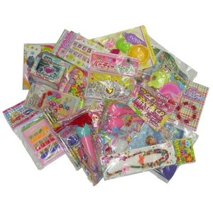 お子様ランチおもちゃ(女の子向け)200個セット 景品 おもちゃ 子供会 お祭り くじ引き 縁日 お子様ランチ aoigangu