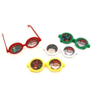 スノーキッズ パーティーメガネ 25入 景品 おもちゃ 子供会 お祭り くじ引き 縁日 お子様ランチ|aoigangu