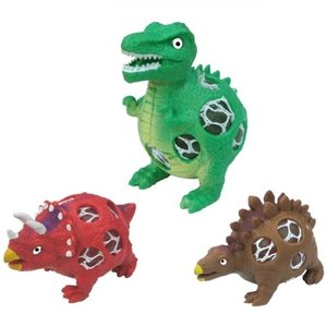むにゅっとザウルス 12入 景品 おもちゃ 子供会 お祭り くじ引き 縁日 お子様ランチ aoigangu