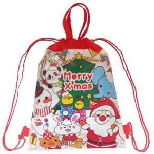 クリスマス2WAYバック駄菓子詰め合わせ 1個 駄菓子 子供会 景品 お祭り くじ引き 縁日|aoigangu