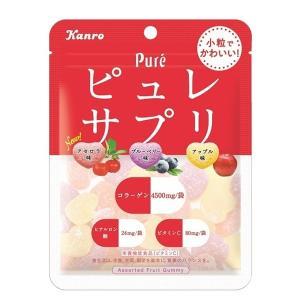 ピュレサプリグミ 6入 駄菓子 おやつ 子供会 景品 お祭り くじ引き 縁日|aoigangu