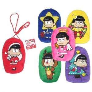 クリスマス限定! おそ松さん ポージングがまぐち クリスマスVer.|aoigangu