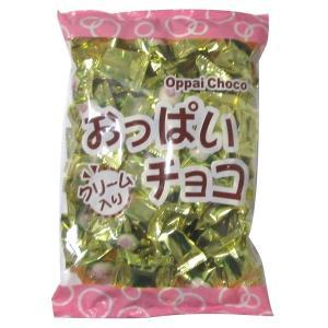 おっぱいチョコ500g 1袋 駄菓子 子供会 景品 お祭り くじ引き 縁日