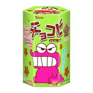 東ハト チョコビ チョコレート味 6入 駄菓子 子供会 景品 お祭り くじ引き 縁日|aoigangu