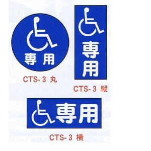 コーントップサイン 車椅子専用 CTS-3 ハカマ付|aok-safetyshop