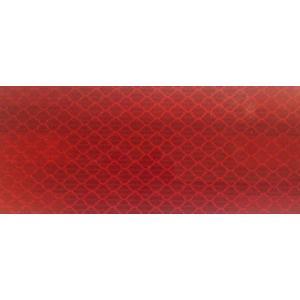 カプセルプリズム型高輝度反射シート 赤 90x250 明るさ2倍 3M  定形外郵便発送商品|aok-safetyshop