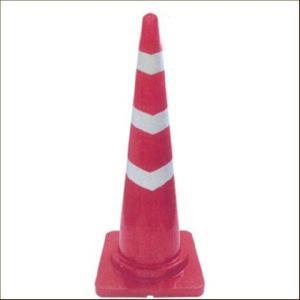 ジャンボスコッチコーン 赤白 高さ1200|aok-safetyshop