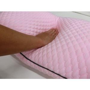 とろふわ枕 約37x57cm 06-PL6500L 京都西川 手洗い可能|aokifuton|06