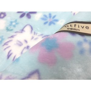 ねこ柄 合わせ毛布 140x200cm シングルサイズ 2CC4011 京都西川 aokifuton 06