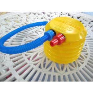 アイジョー エアークッション用 ステップポンプ 310 空気入れ 日本製 抗菌タイプ aokifuton