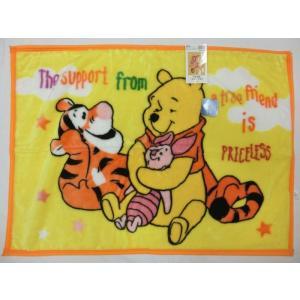 熊のプーさん ひざ掛け毛布 70x100cm KK278PH|aokifuton