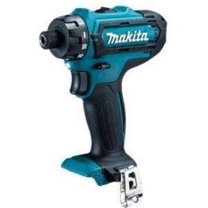 マキタ電動工具 充電式ドライバドリル DF033DZ 10.8V 本体のみ(バッテリ・充電器・ケース...