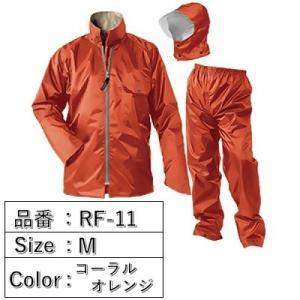 おたふく手袋 レインファクトリー ベーシック オレンジ M RF-11の商品画像|ナビ