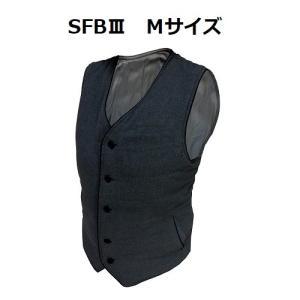 プロモート 速暖 フィットベスト 男女兼用 SFB ブラック [サイズ:M〜3L]の商品画像|ナビ