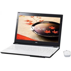 新品 NEC LAVIE Note Standard NS550/CAW PC-NS550CAW [クリスタルホワイト](Office なし)