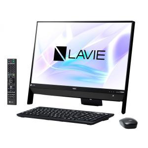 新品同様 NEC PC-DA370KAB デスクトップパソコン LAVIE Desk All-in-one DA370/KAB [液晶一体/Celeron/メモリ 4GB/HDD 1TB]