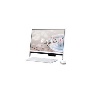 新品 NEC LAVIE Desk All-in-one DA350/GAW PC-DA350GAW|aonestore