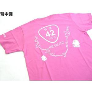 あおりねっとオリジナルTシャツ(煽道紀伊半島バージョン) ピンク aorinetshop