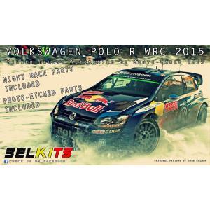 VOLKSWAGEN POLO R WRC 2015 1/24 ベルキット No.10 #プラモデル|aoshima-bk