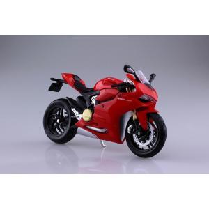DUCATI 1199 パニガーレ 1/12 完成品バイク #完成品|aoshima-bk