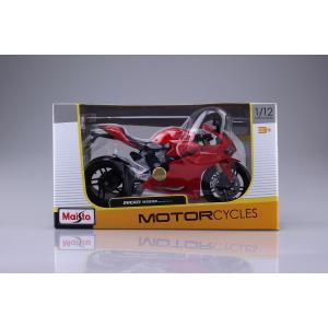 DUCATI 1199 パニガーレ 1/12 完成品バイク #完成品|aoshima-bk|04