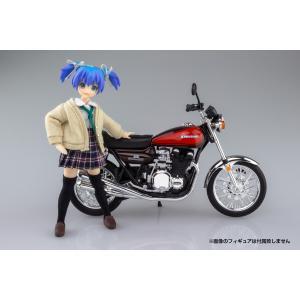 [限定品]KAWASAKI 900Super4(Z1) ファイヤーボール 1/12 完成品バイク aoshima-bk 13