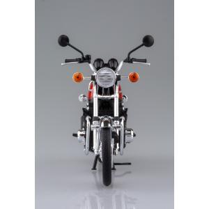 [限定品]KAWASAKI 900Super4(Z1) ファイヤーボール 1/12 完成品バイク aoshima-bk 07