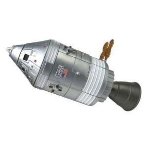 1/100 アポロ司令船 4D VISION 宇宙 No.5 #立体パズル aoshima-bk