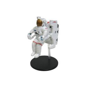 1/20 宇宙飛行士&有人操縦ユニット 4D VISION 宇宙 No.6 #立体パズル|aoshima-bk