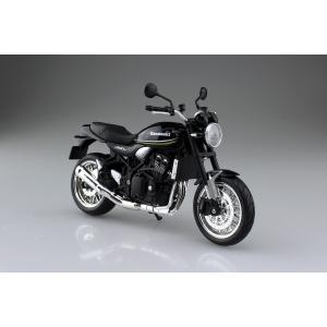 KAWASAKI Z900RS メタリックスパークブラック 1/12 完成品バイク #完成品|aoshima-bk
