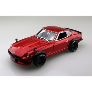 [限定品]1/18 ダットサン 240Z 1971 ダイキャストミニカー #Maisto社製 完成品★