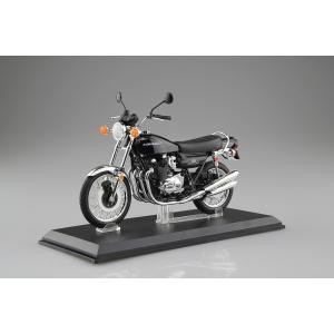 KAWASAKI 900Super4(Z1) ブラック 1/12 完成品バイク #完成品|aoshima-bk