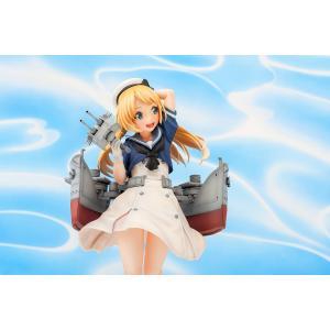 送料無料 艦隊これくしょん -艦これ- 1/7 駆逐艦ジャーヴィス  PVCフィギュア #完成品 aoshima-bk 11