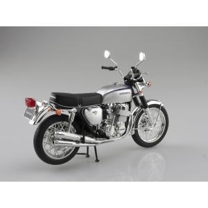 Honda CB750FOUR(K2) シルバー  1/12 完成品バイク  #完成品|aoshima-bk|02