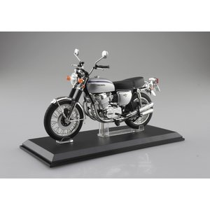 Honda CB750FOUR(K2) シルバー  1/12 完成品バイク  #完成品|aoshima-bk|05