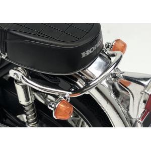 Honda CB750FOUR(K2) シルバー  1/12 完成品バイク  #完成品|aoshima-bk|07