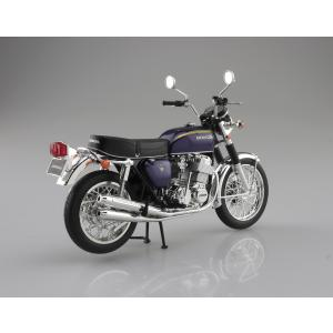 Honda CB750FOUR(K2) パープル  1/12 完成品バイク  #完成品|aoshima-bk|02