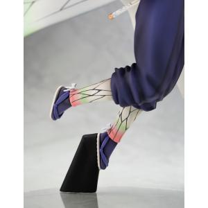 [予約特価10月発送予定]鬼滅の刃 1/7 胡蝶しのぶ PVCフィギュア #完成品|aoshima-bk|08