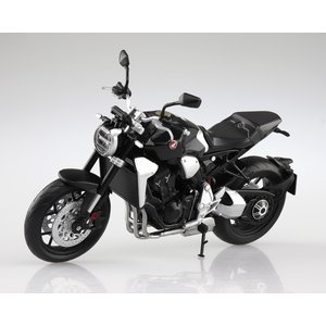 [予約特価10月発送予定]HONDA CB1000R グラファイトブラック 1/12 完成品バイク #完成品|aoshima-bk