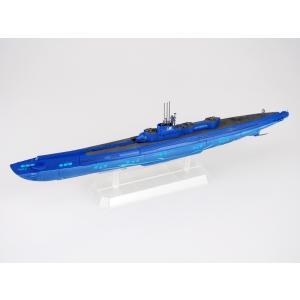 潜水艦 蒼き鋼 イ401 1/350 蒼き鋼のアルペジオ -アルス・ノヴァ- No.14 #プラモデル|aoshima-bk|02