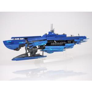 潜水艦 蒼き鋼 イ401 1/350 蒼き鋼のアルペジオ -アルス・ノヴァ- No.14 #プラモデル|aoshima-bk|03