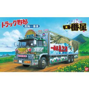 一番星 度胸一番星 1/32 トラック野郎 No.07 #プラモデル|aoshima-bk