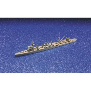 日本海軍 軽巡洋艦 神通(じんつう) 1942 1/700 ウォーターライン No.351 #プラモデル|aoshima-bk|02