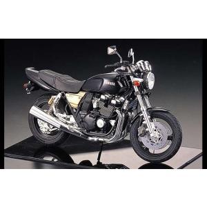 [予約特価10月再生産予定]YAMAHA XJR400 (ブラック) 1/12 バイク No.13 #プラモデル|aoshima-bk|02