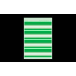 大特価セール品 バス用Fスクリーンデカール 1/32 デコトラアートアップパーツ No.39 #プラモデル aoshima-bk
